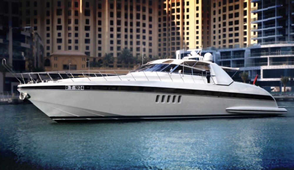 80' mangusta - 20154 hr $4,0008 hr $6,000Week $36,000 + Expenses