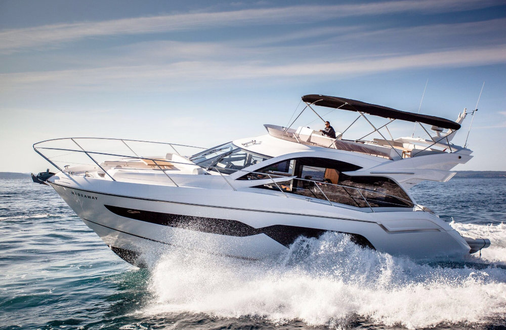 53' Sunseeker - 2017Week 22,000 EUR + Expenses For day rates please inquireMaximum Passengers: 6
