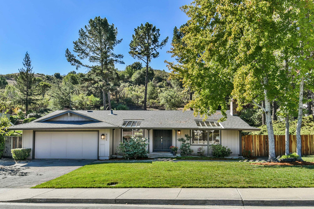 4005 paseo grande, moraga, ca  listed: $1,195,000 sold: $1,265,000 represented seller