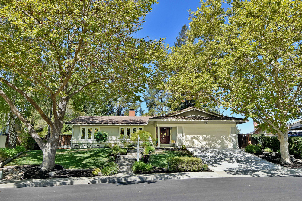 643 thornhill road, danville, ca  sold: $1,124,000 represented seller