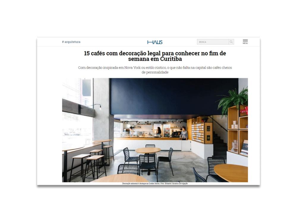 Haus - Gazeta do Povo