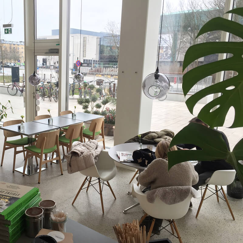 """Microsoft, Lyngby - """"A large and light coffee shop in Microsoft's new headquarters, where everyone is welcome. We serve quality coffee in a relaxing and inspiring setting.""""– Markus, manager at Original Coffee Microsoft, LyngbyWeekdays: 7.30-16.00Saturday: LukketSunday: LukketKanalvej 7, 2800 Kongens Lyngbylyngby@originalcoffee.dk+45 52 178 114"""