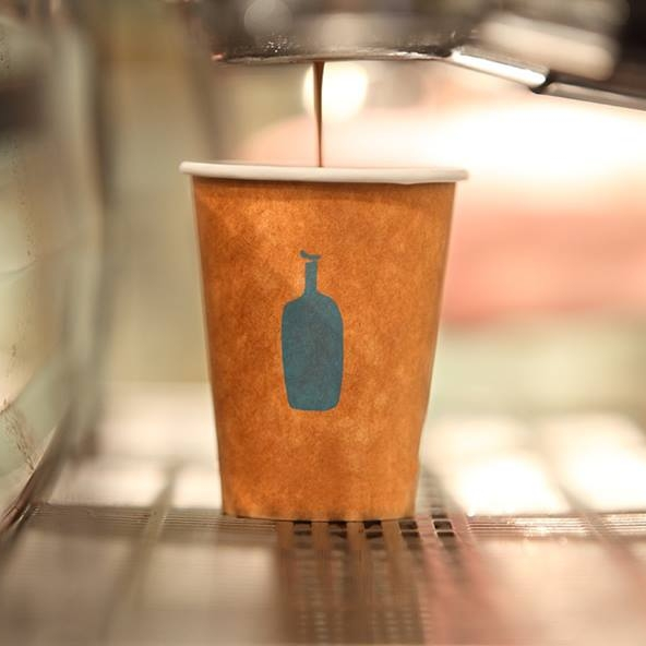 Blue Bottle Coffee - 450 W 15th St