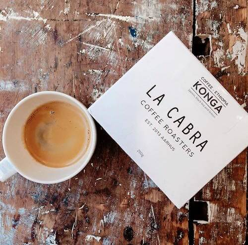 La Cabra Coffee - Graven 20