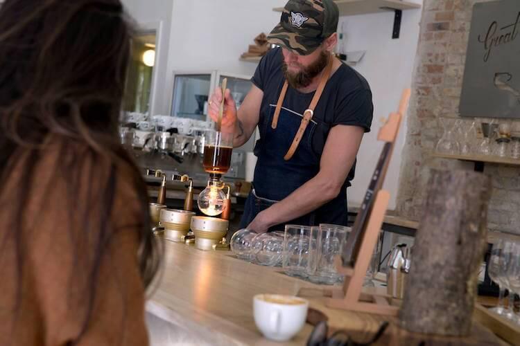 Great Coffee - Klostergade 32