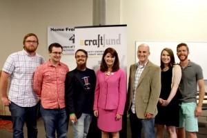 Startup Milwaukee Crowdfunding Event Matt Cordio Rebecca Kleefisch StartupMKE