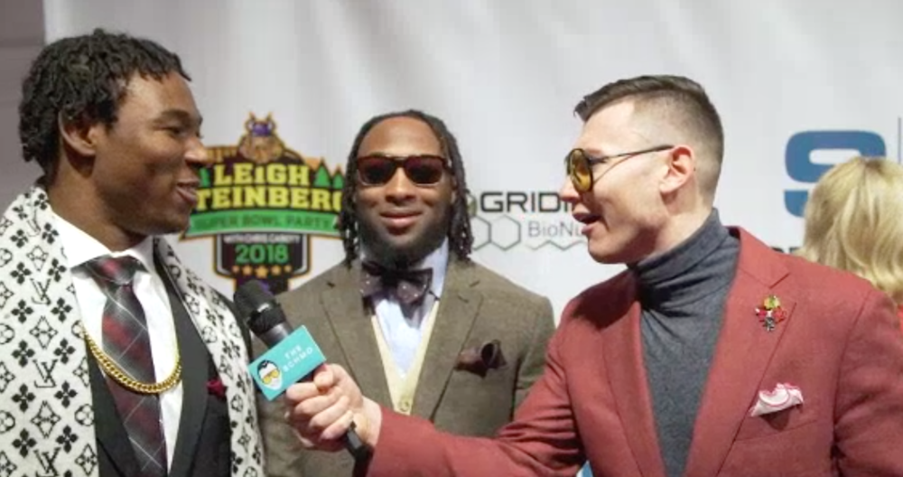 Red Carpet SB 52 -