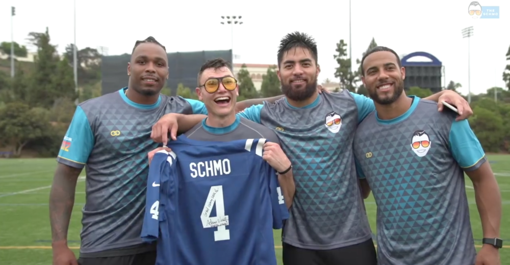 NFL Training Camp Sendoff -