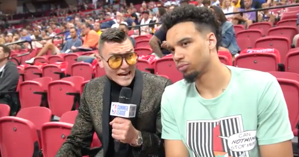 Dillon Brooks Play-by-Play -