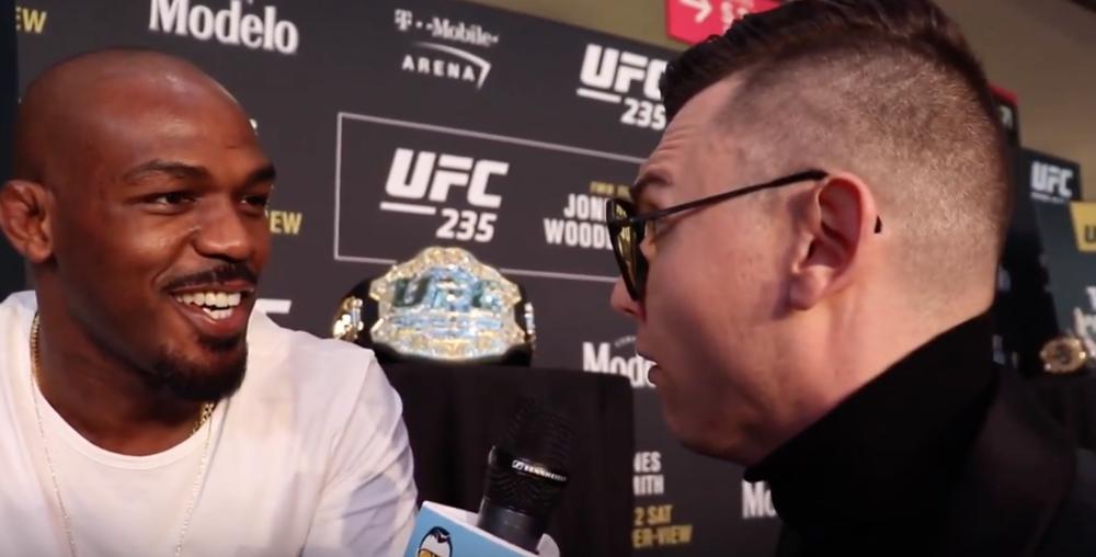 Jon Jones UFC 235 -