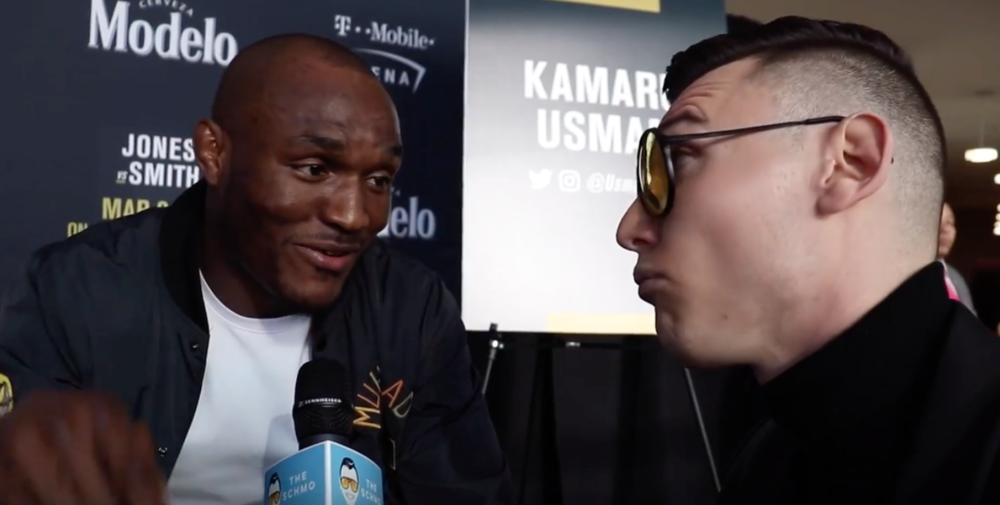 Kamaru Usman UFC 235 -