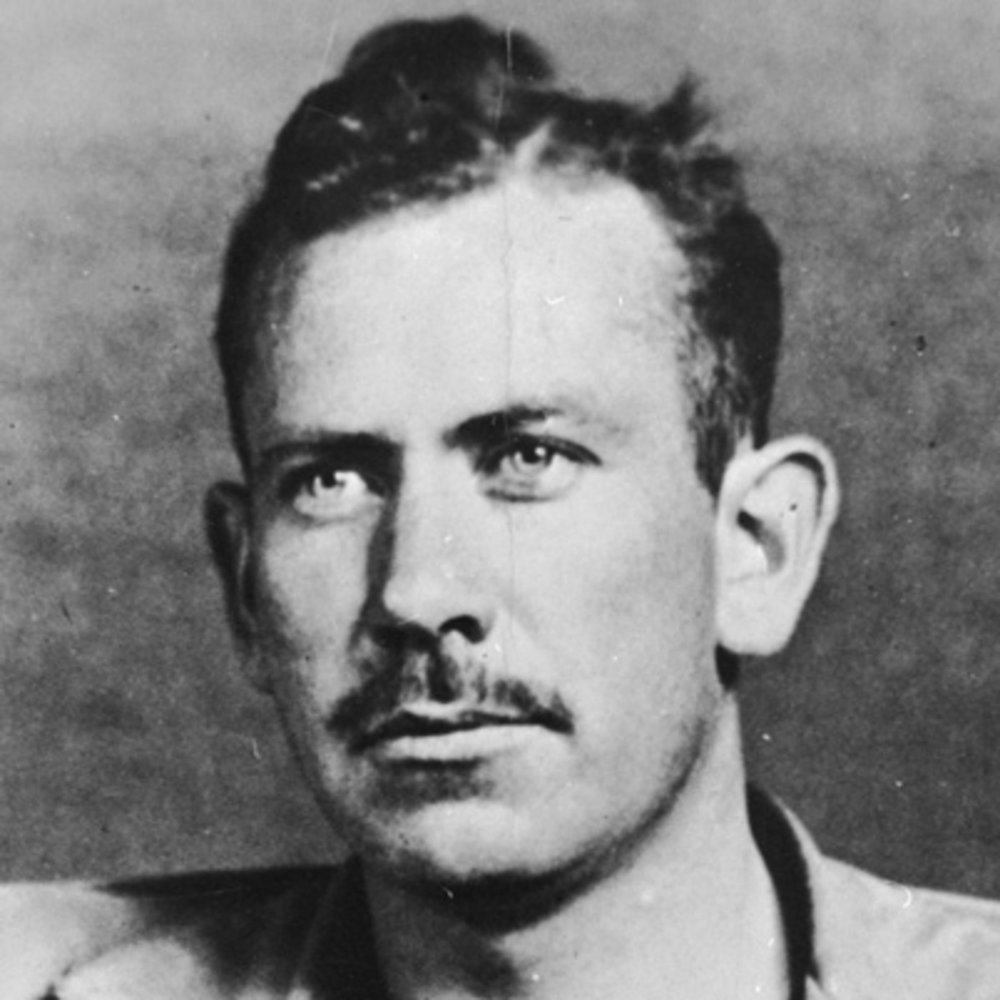 Steinbeck = hot. Right?