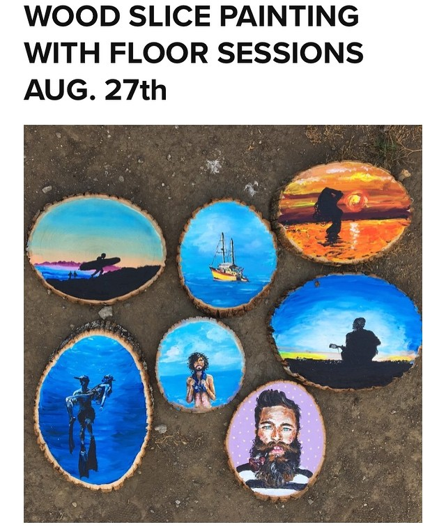 Clarissa Butler x  Floor Sessions