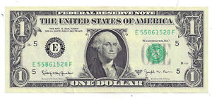 Federal Reserve Note Dollar - ENERGY OWED