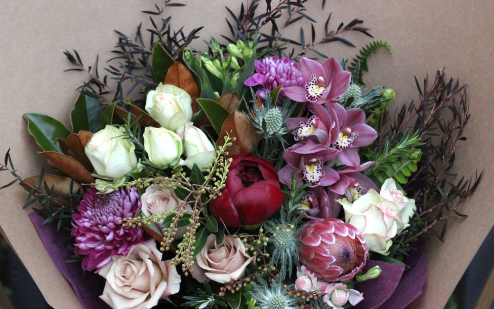 seasonal bouquets - Availablein all sorts of sizes