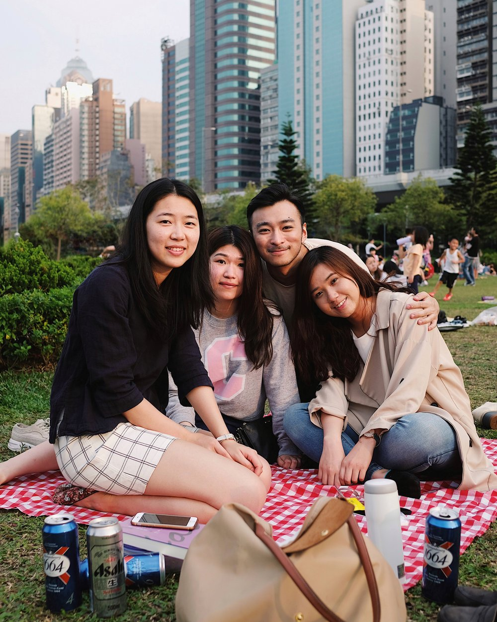 Picnic with High School Friends