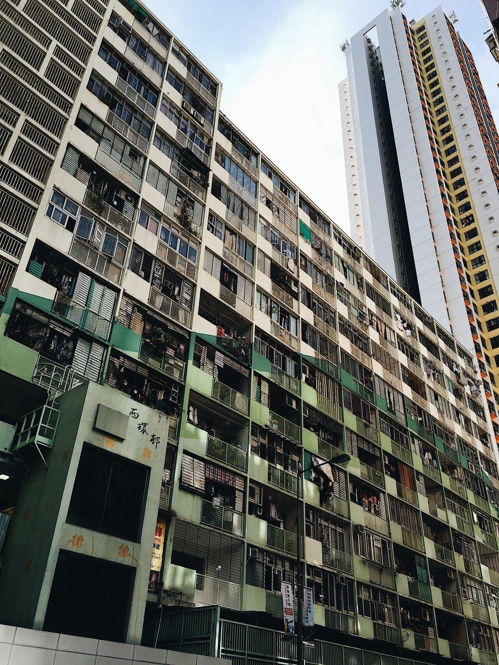 Sai Wan Estate