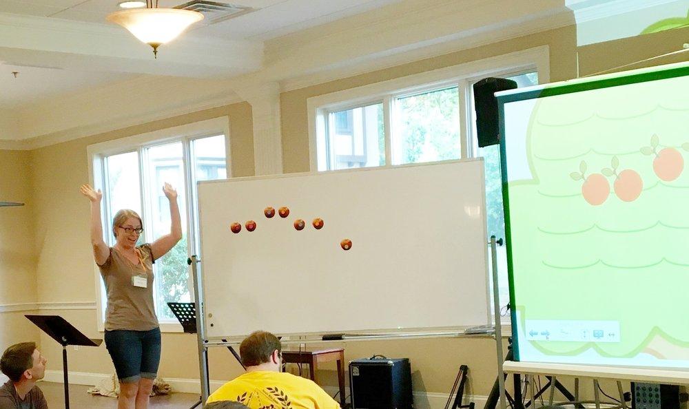 Pedagogy Class Lesson.JPG