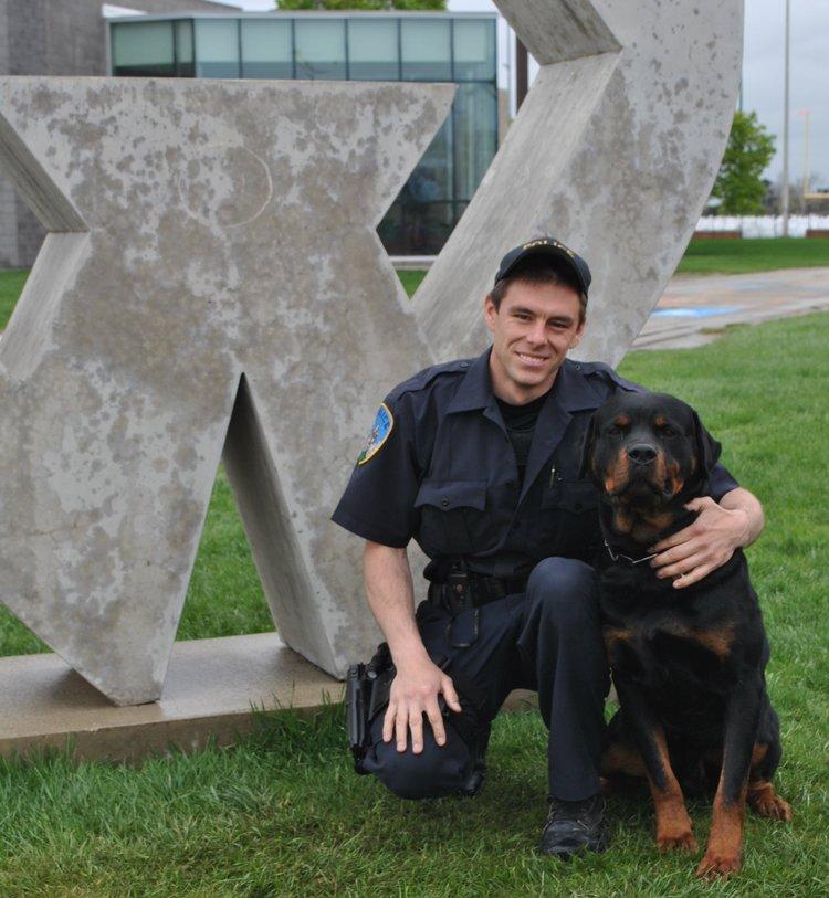 K-9 SAFETY GRANT — Officer Collin Rose Memorial Foundation