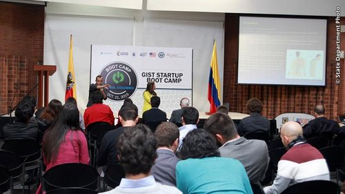 Medellin: Fostering Early Stage Startup Investments with Launch of 'GIST  Investors' on the