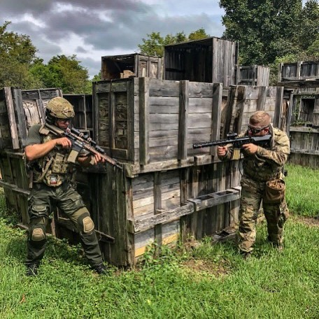 Game on this weekend! Join us this Saturday for MilSim style airsoft games from 10:30a to 5pm . 📷@1legion_crusader #JoinTheFight #airsoft #airsoftgun #airsoftaction #airsoftky #airsoftusa #pewpew #richmondunderground #rugaming #kentucky #richmondky #ruairsoft #ruairsoftfield #milsim #wargames #slingplastic #airsoftmilsim #airsoftmilitary #wolverine
