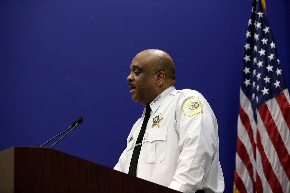 Chicago Eddie Johnson Chicago Police Dept Superinendent.jpg