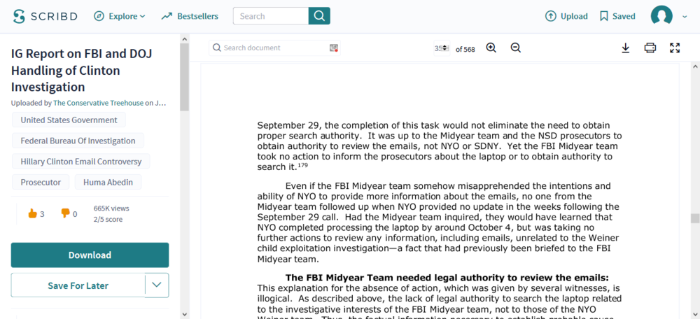 Screenshot_2018-07-20 IG Report on FBI and DOJ Handling of Clinton Investigation United States Government Federal Bureau Of[...].png