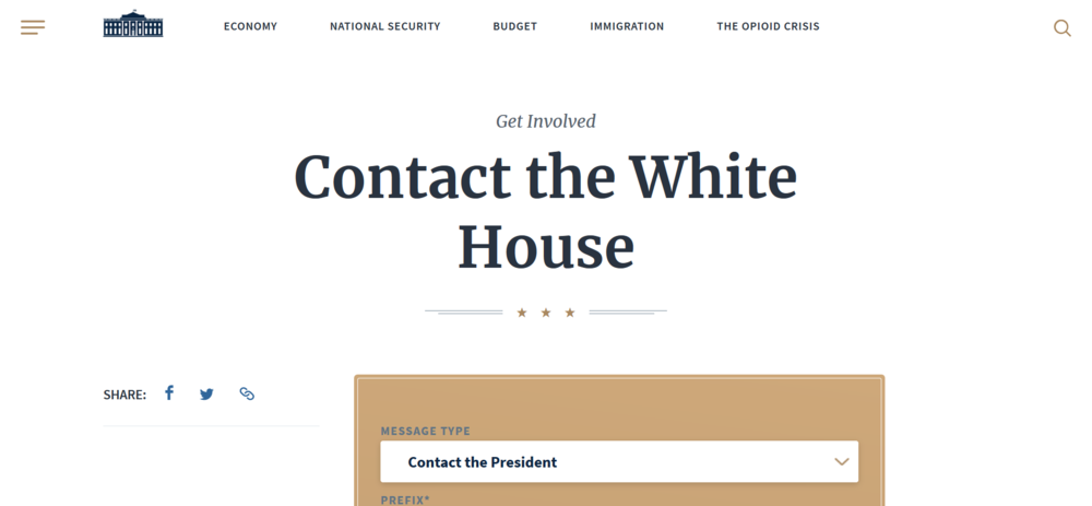 Contact the White House.png