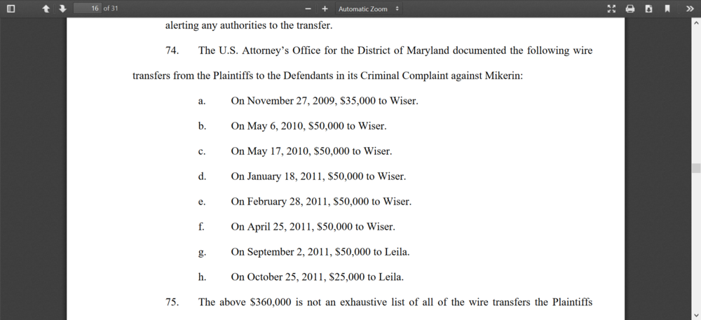 Bribe dated started in 2009 Page 16.png