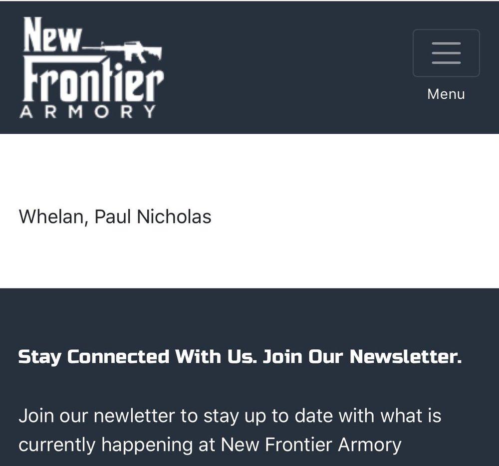Paul Whelan on New Frontier.jpg