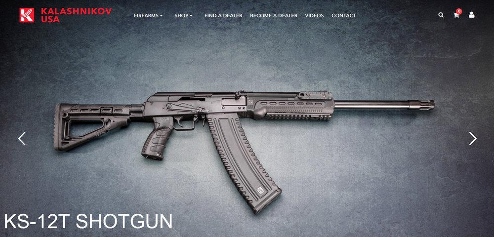 Kalashnikov image AK 12 shotgun.jpg