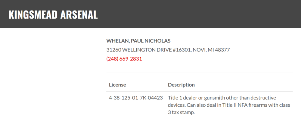 Kingsmead Novi ATF license.png