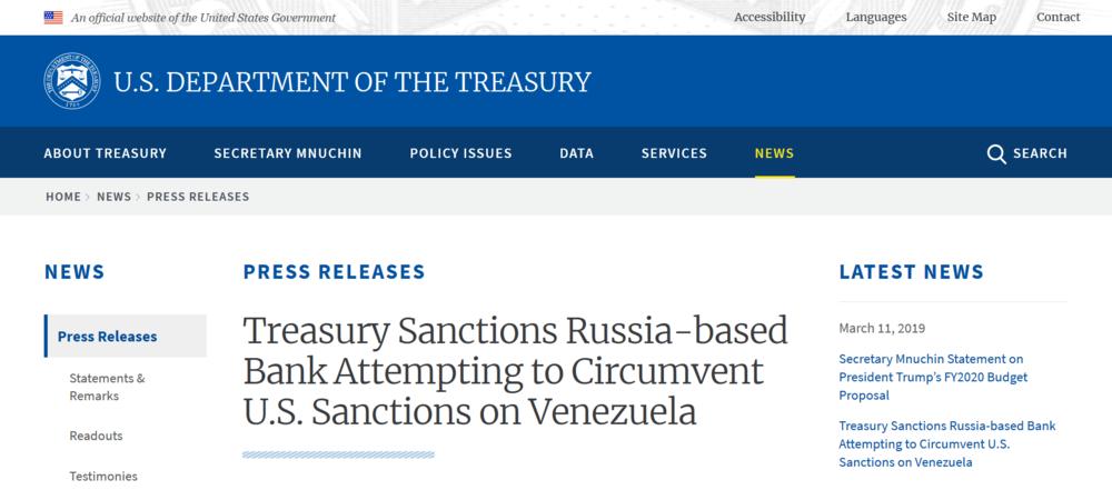 Venezuela sanctions March 11th 2019 Russian banks.png