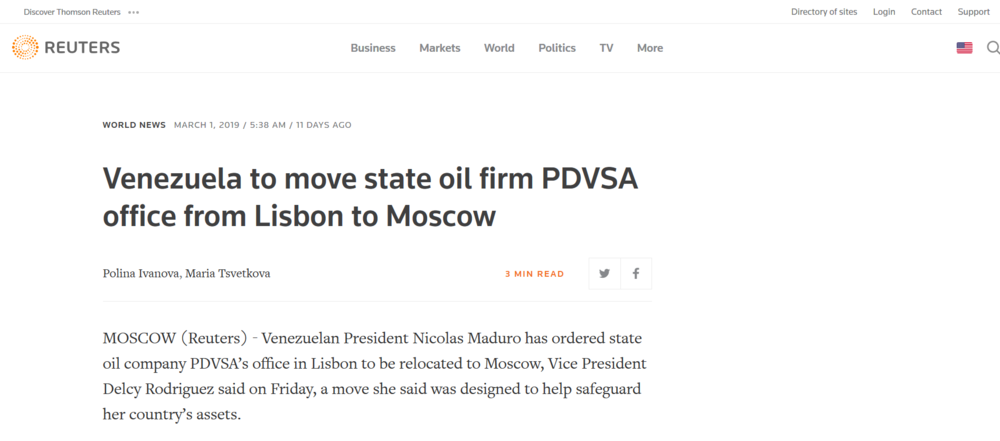 Venezeula with new Moscow office.png
