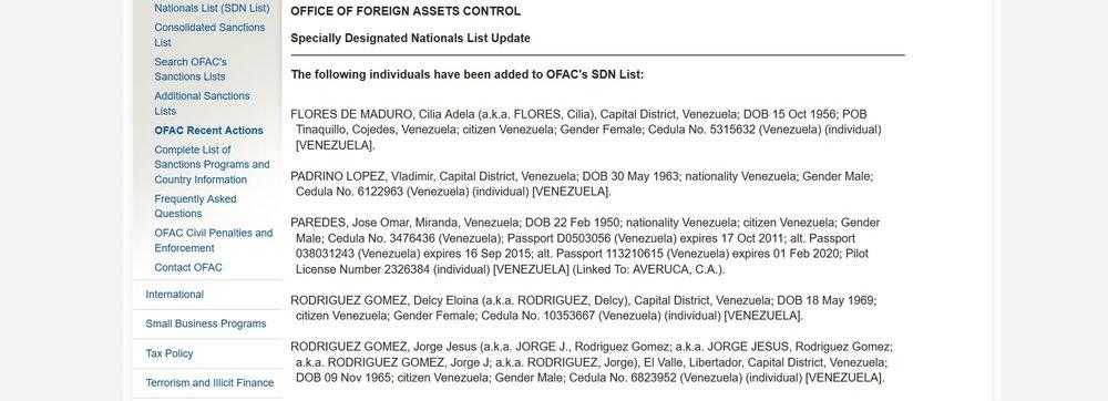 Rodriguez+Treas+sanctions+list.jpg