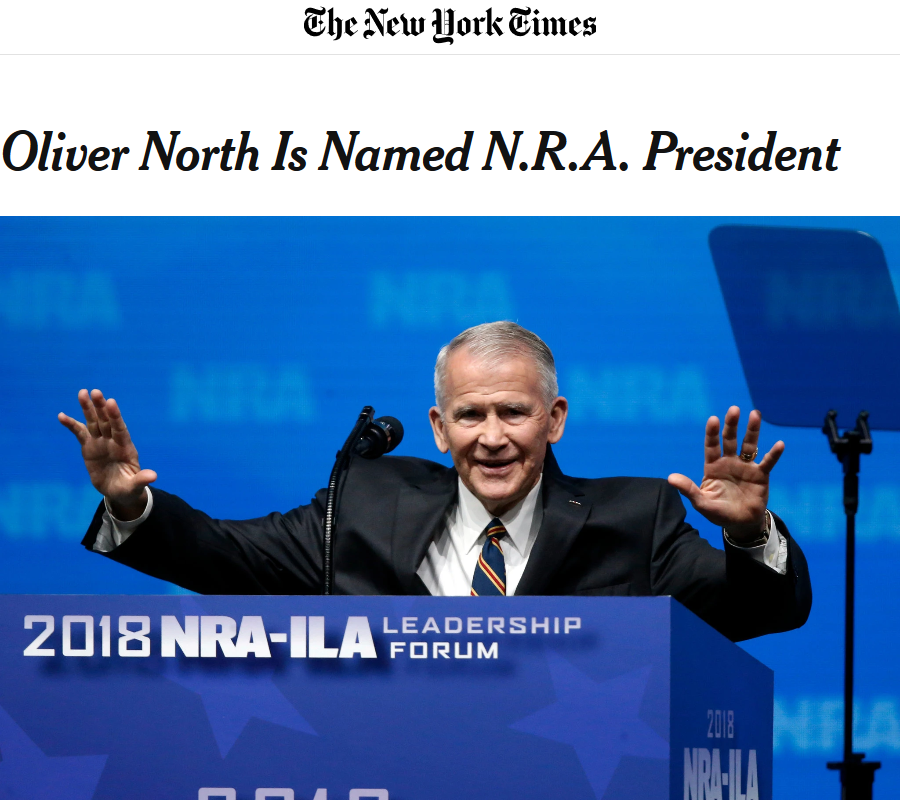 Ollie North NRA president NYT one.png