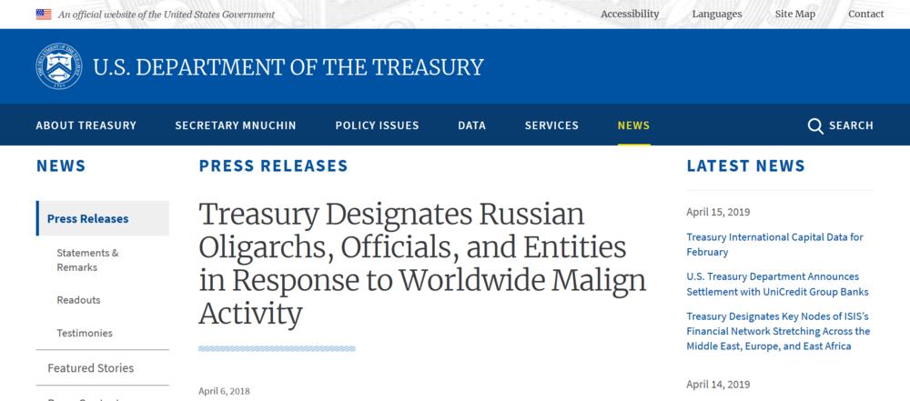 Torshin Treasury press release April 6th 2018.png