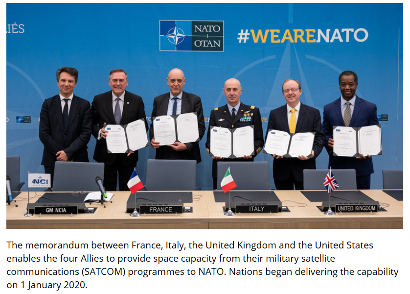 NATO signed a treaty Tuesday binding the U.S. for 15 years without consent of the President or Senate -brassballs.blog
