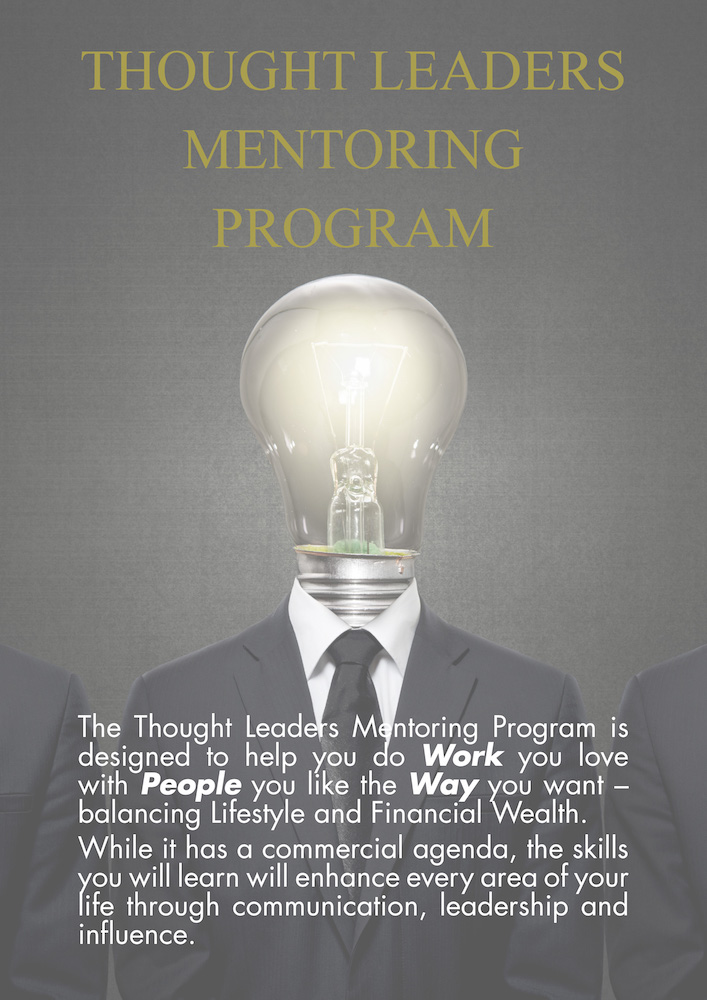 ThoughtLeadersMentorProgram