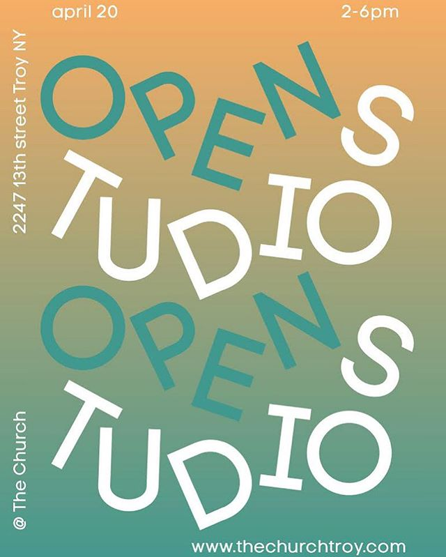 This month we open our doors for Open Studios on April 20th from 2-6 pm in conjunction with @yesfolk Open Brewery. Come meet the artists and visit the studios. Follow along with the participating artists to see what they are preparing. More introductions coming up to get you familiar with everyone. Hope you'll join us!