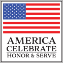 America - Celebrate, Honor & Serve