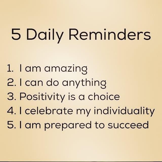 Reposting @jessicaventouras: You're amazing. . . . #motivation #inspiration #getit #reminder #success #positivity #positivevibes #goodvibesonly #instagood #instainspiration #instadaily #qotd #love