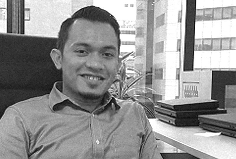 MUHAMMAD ADIB - IT CONSULTANT