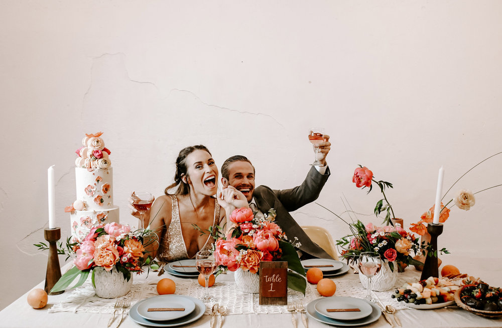 hooray, it's you! - Whether you're a bride to be, a wedding planner, or a BFF helping in the planning process, you're in the right place. We love coming alongside our clients in the midst of celebratory seasons. We can't wait to hear from you + create dreamy details for your big day.