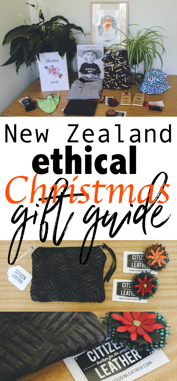 New Zealand Ethical Christmas Gift Guide