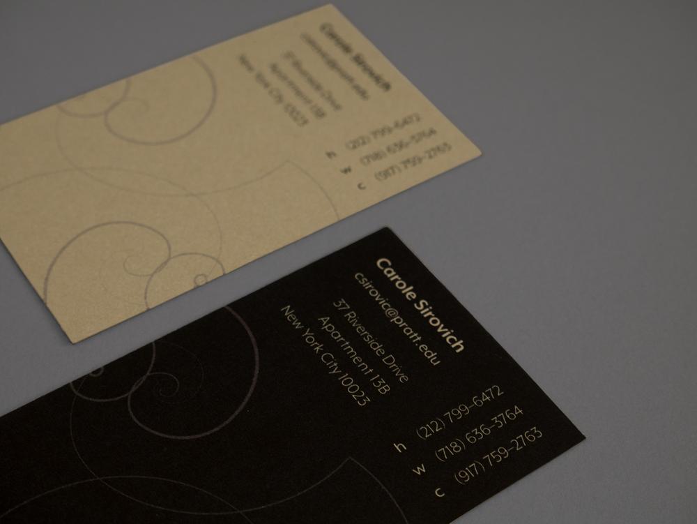 The golden ratio emma mehler the golden ratio calling cards close upg colourmoves Images