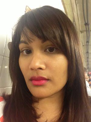 Lush Henna Caca Rouge Mama Review Itzlori