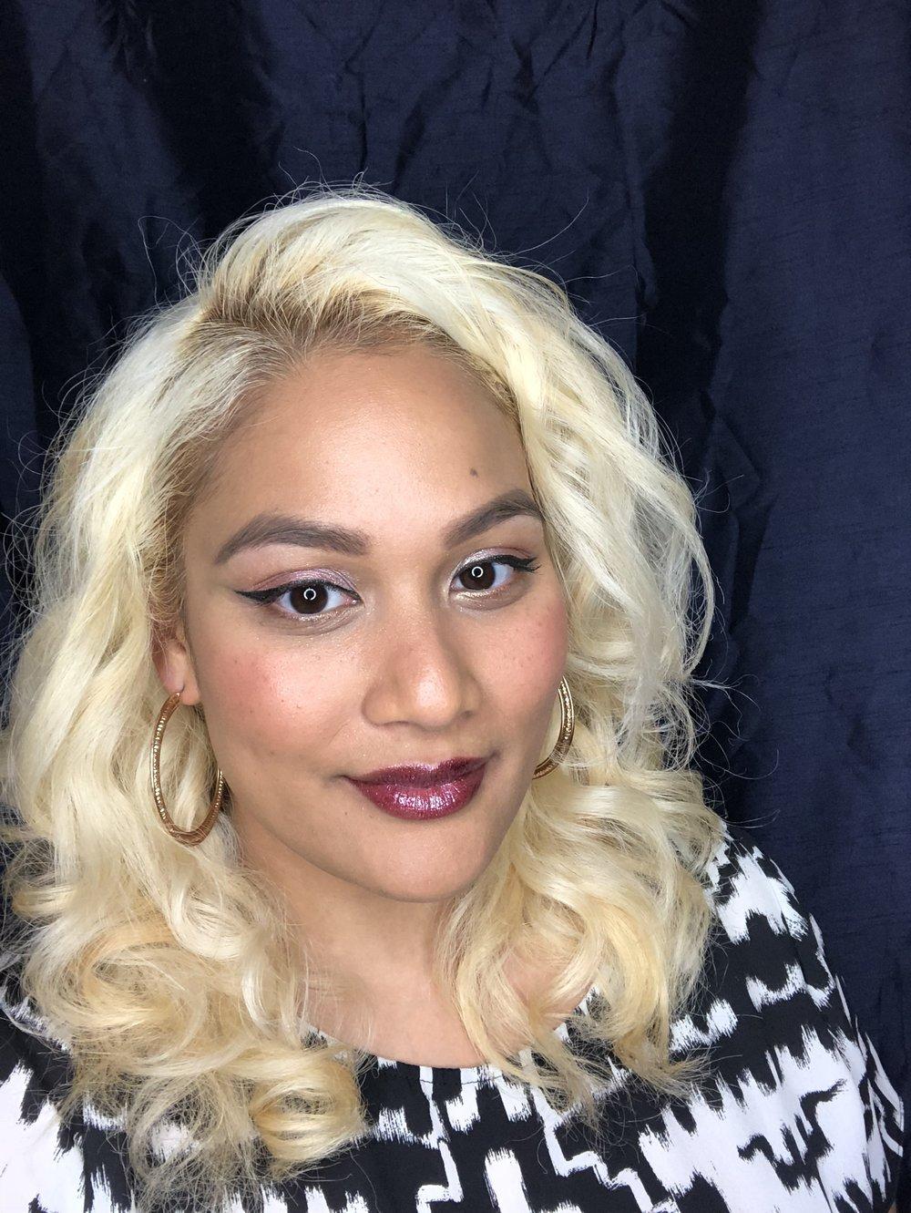 COSMIC GLOSS Lip Glitter in Astro-Naughty