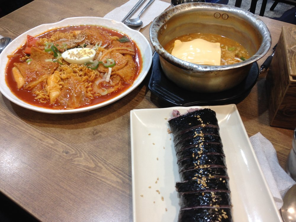 This is like ₩6,000 worth of food...