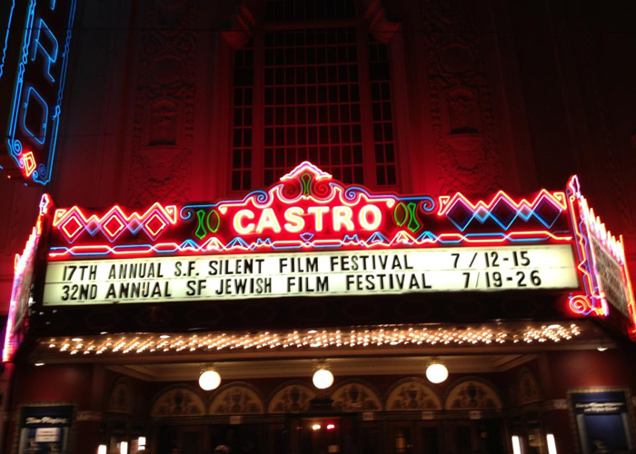 Silent Film Festival. Followed by The Whiniest Film Festival. – SF